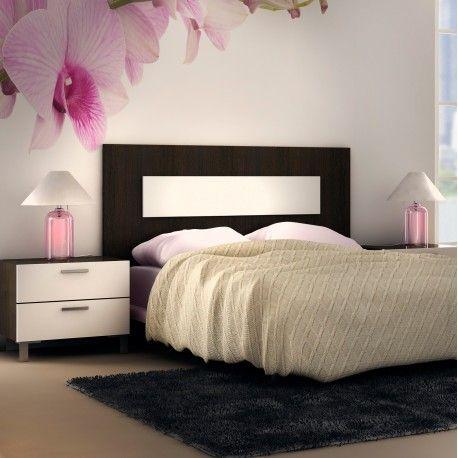 Cabecero modelo SQUARE | Cabezal cama, Cama sencilla y Colores para ...