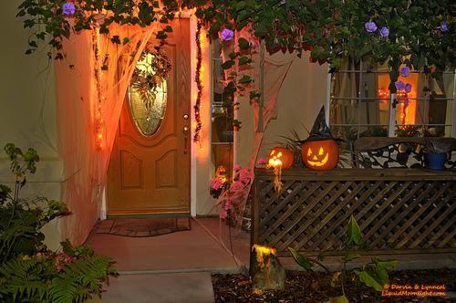 Halloween decorations : IDEAS &INSPIRATIONS  Halloween Decorations