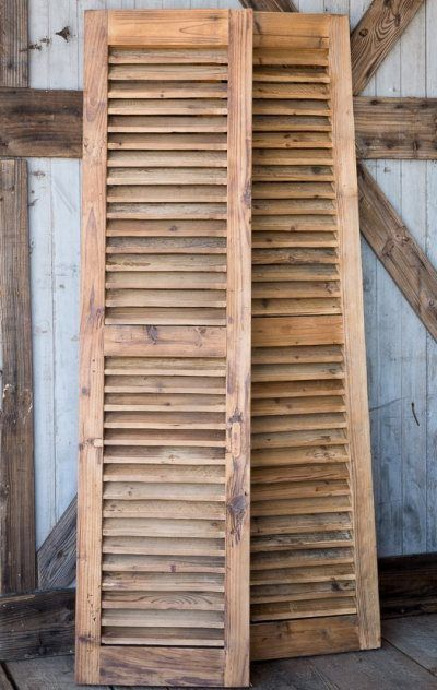 Rustic Reclaimed Wood Accent Shutters And Décor Available At Braden S Warehouse Clearance Center Maryville Tn Knoxville