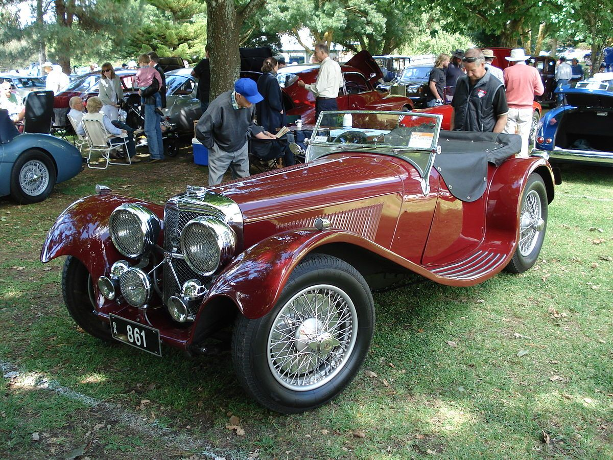 SS Jaguar The Was So Named To Reflect The Theoretical - Sports cars 5 letters