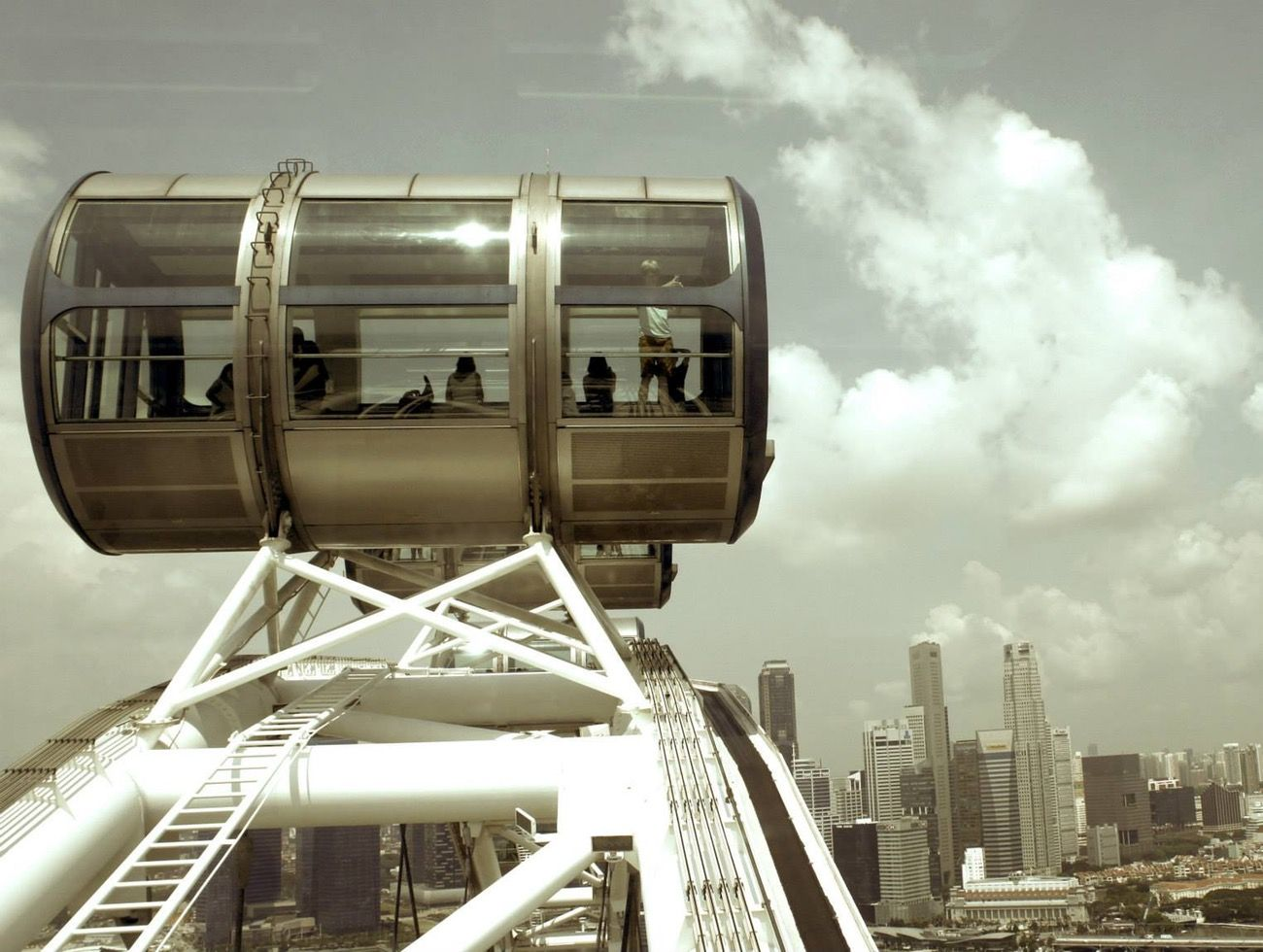 Singapore Flyer With Images Travel Dreams Singapore