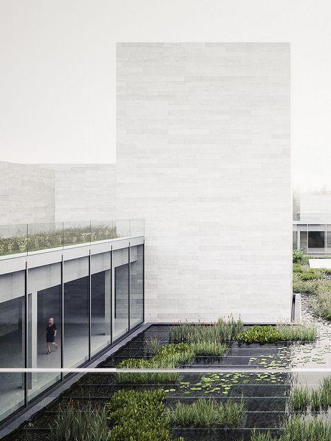 Glenstone Museum | by Thomas Phifer & Partners