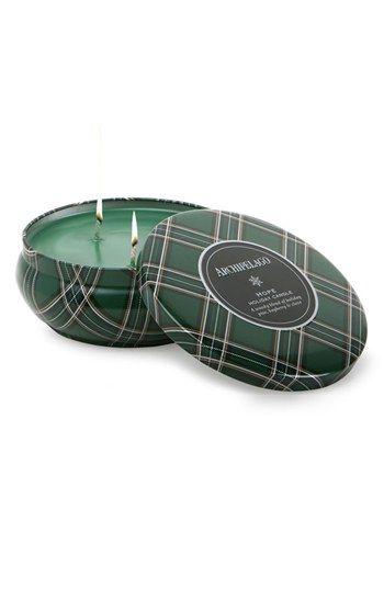 Candle tartan