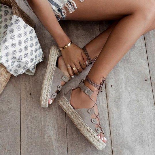 Ghillie Lace Up Suede Platform Sandal Lace Up Sandals Sandals Heels Platform Sandals