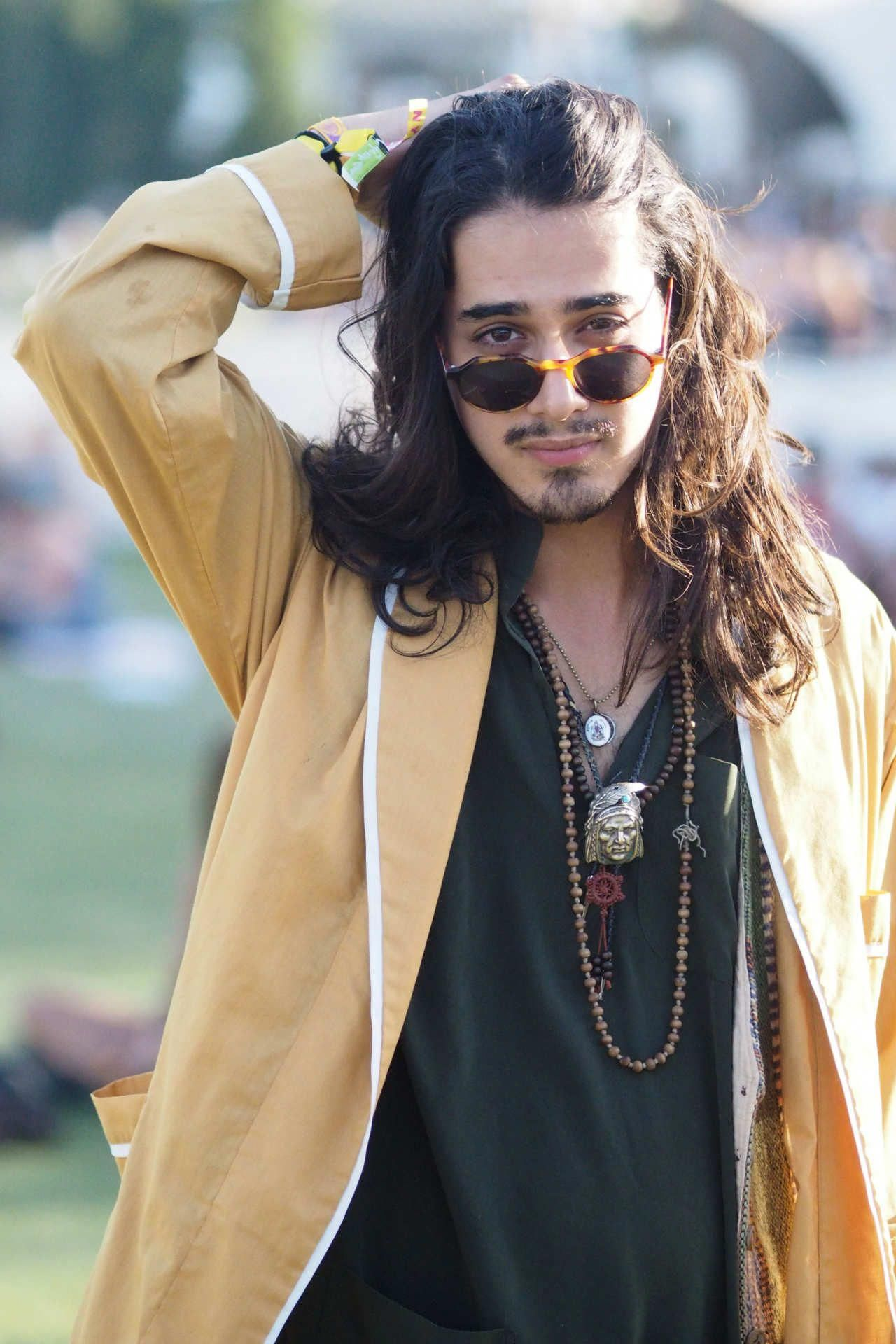 Photo 23 From Avan Jogia Long Hair Styles Men Long Hair Styles Beautiful Men