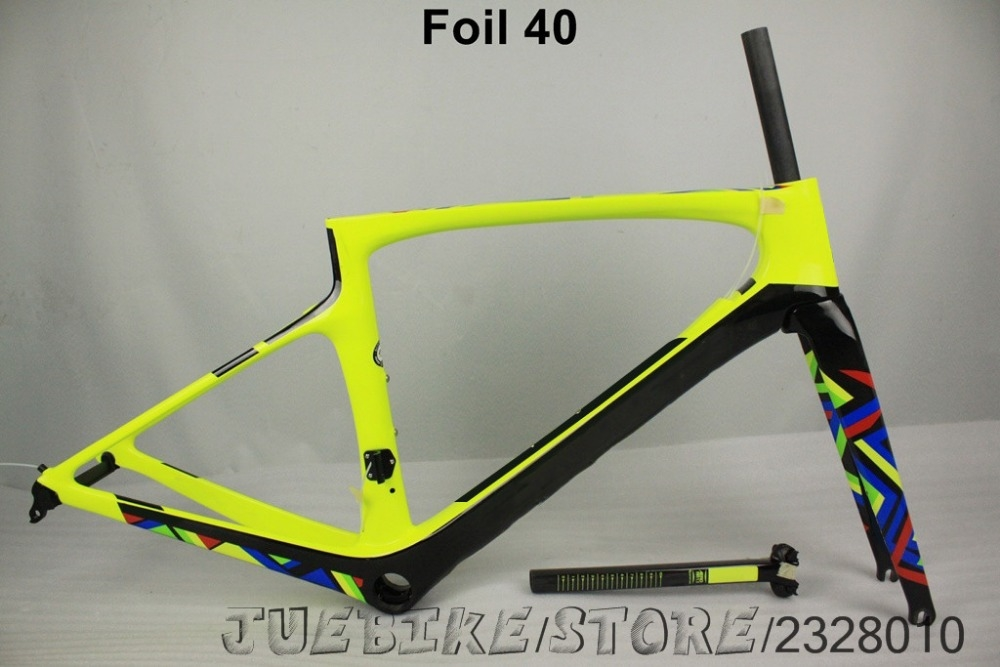 407.55$  Watch now - http://ali5oi.worldwells.pw/go.php?t=32751955111 - 2017 full carbon bike frame 2016 carbon fiber PF30 new color T800 road bike frameset frame road carbon china cycling bike 407.55$