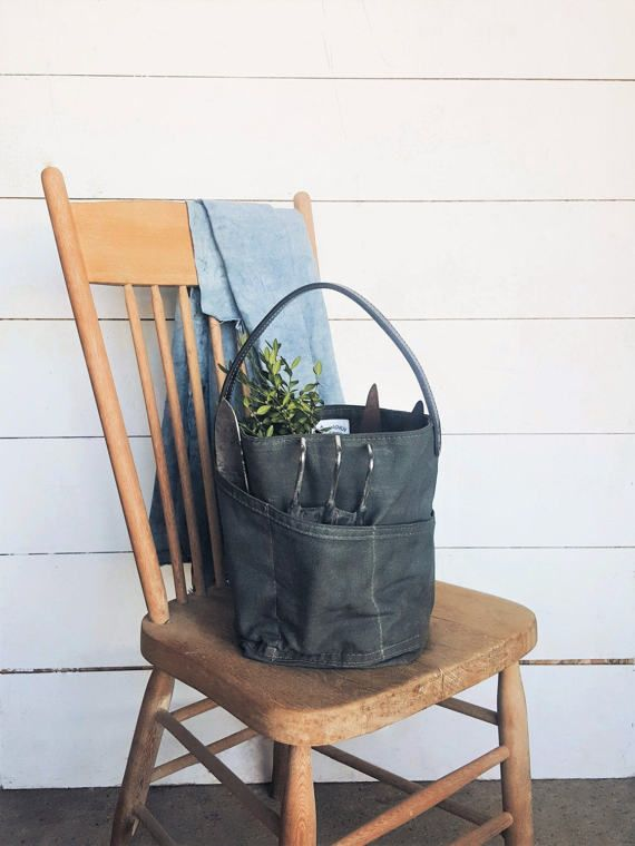 Tool Bag Signature Collection Garden Tote   a well worn story ...