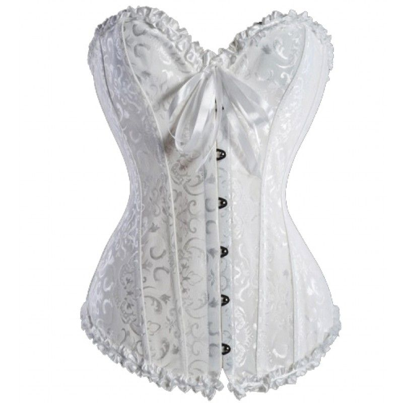 Bridal White Sweetheart Corset Corsets And Bustiers Bridal Corset White Corset