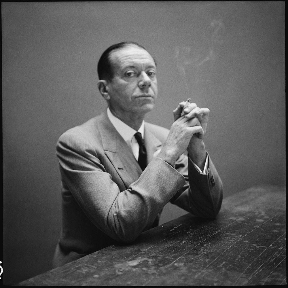 Cole Porter, composer, New York, 1950
