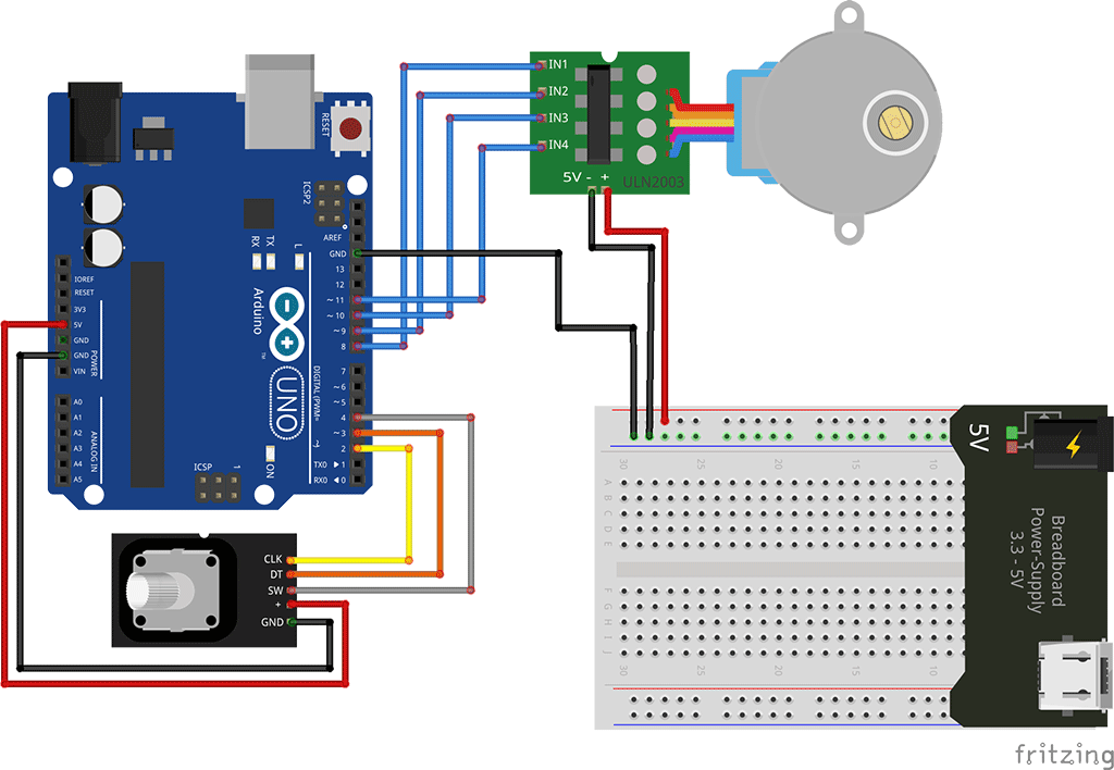 Overview welcome to this multi part tutorial on how to for Arduino and stepper motor