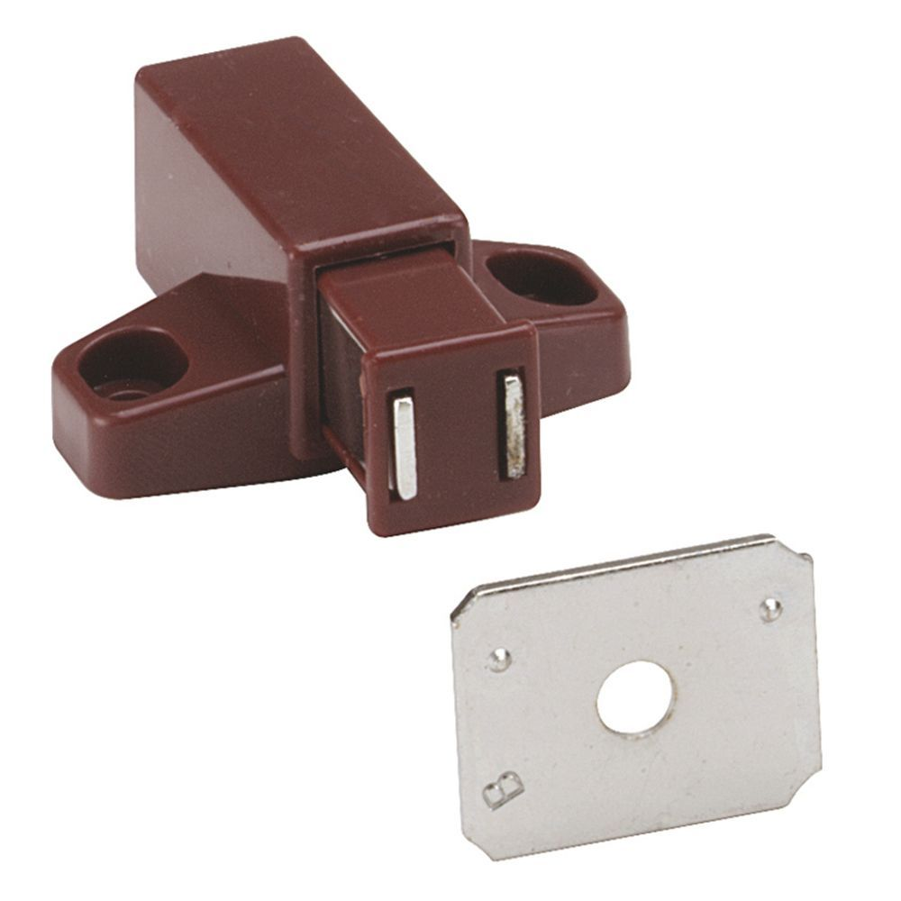 Magnetic Touch Latch In 2020 Amerock Latches Cabinet Hardware Installation