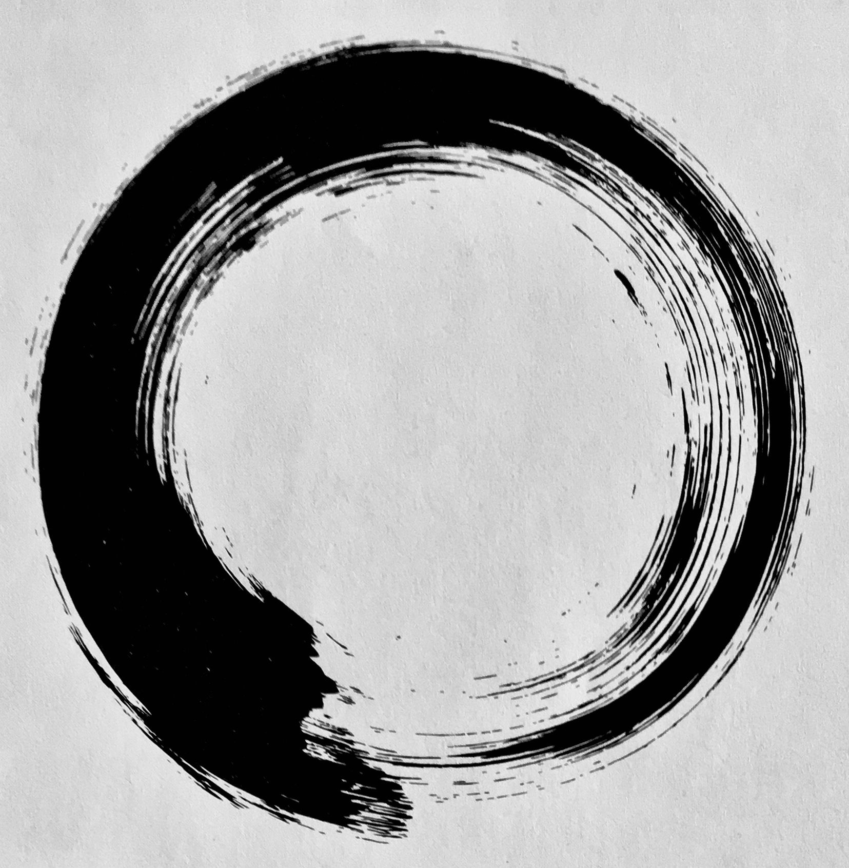 Ens A Word Meaning Circular Form Is The Supreme Symbol Of