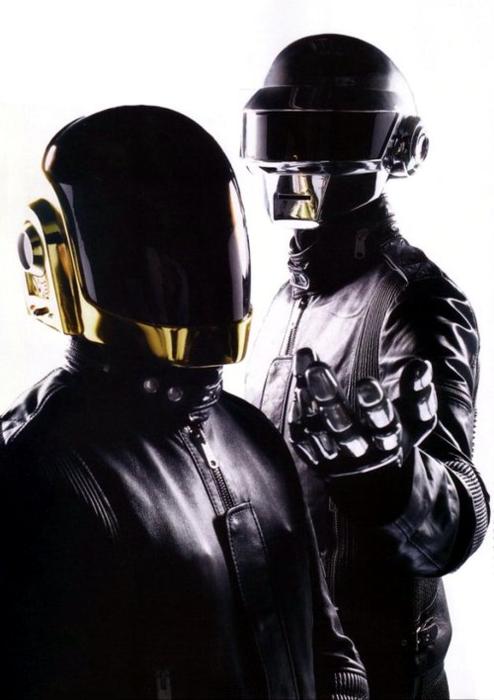 Pin On Daft Punk