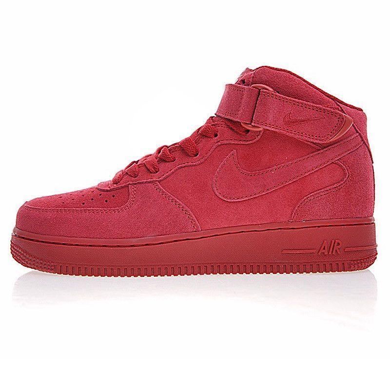61813524f156d4 Nike Air Force 1 AF1 Men s Skateboarding Shoes Comfortable Non-slip 4 Color   Nike