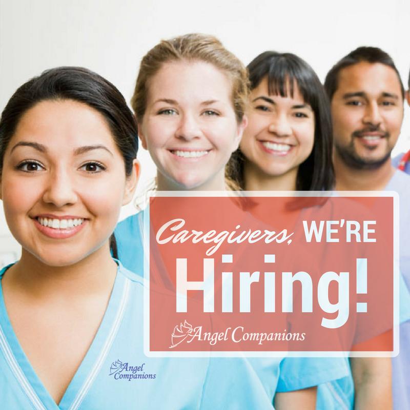 Caregiver Jobs in Atlanta Senior Caregiving Careers