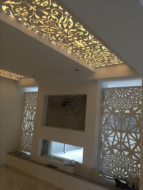 Ceiling Plafonds Decoration Interior Exterior