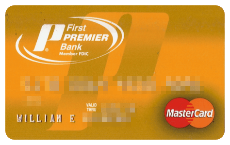 First Premier Credit Card Activation  Credit card, Credit card