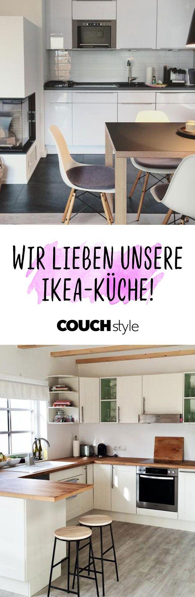 Ikeaküche   Bilder U0026 Ideen | Pinterest | Stauraum Schaffen, Ikea .