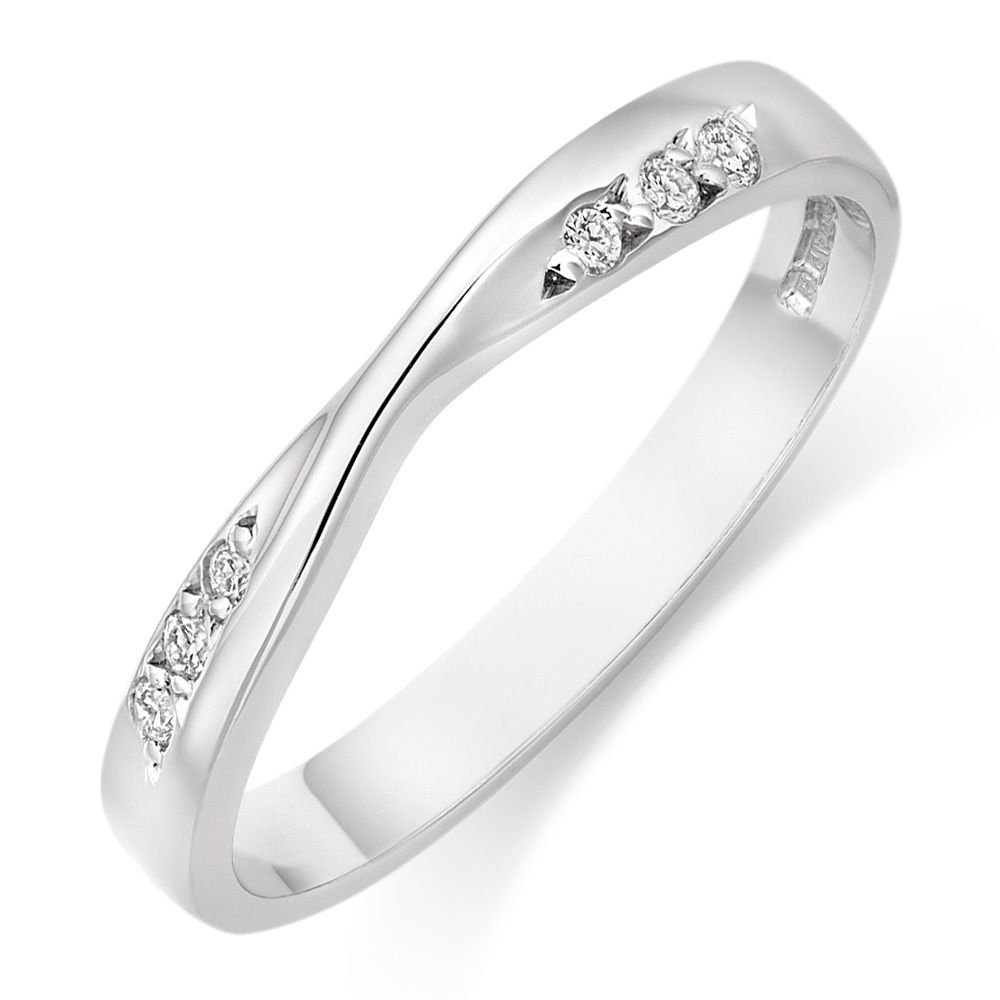 Diamond Wedding Rings For Women And Bridal Inspiration White Gold