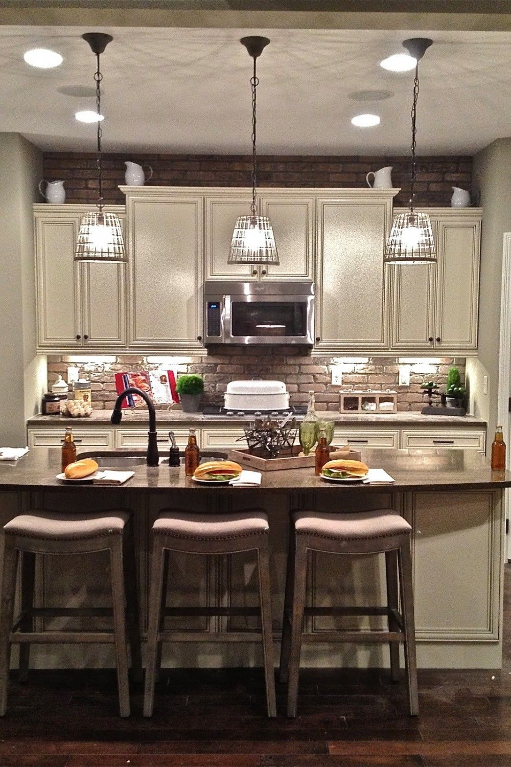 58 lovely modern kitchen islands with counter seating