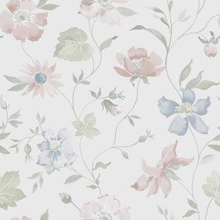 Aquarelle Fabric Wallpaper Designer Wallpaper Wallpaper