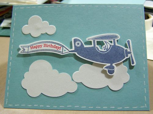 Plane Birthday Card Kids Birthday Cards Creative Wrapping