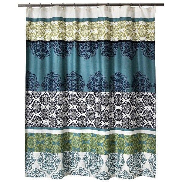 Boho Boutique Mosaic Brocade Shower Curtain