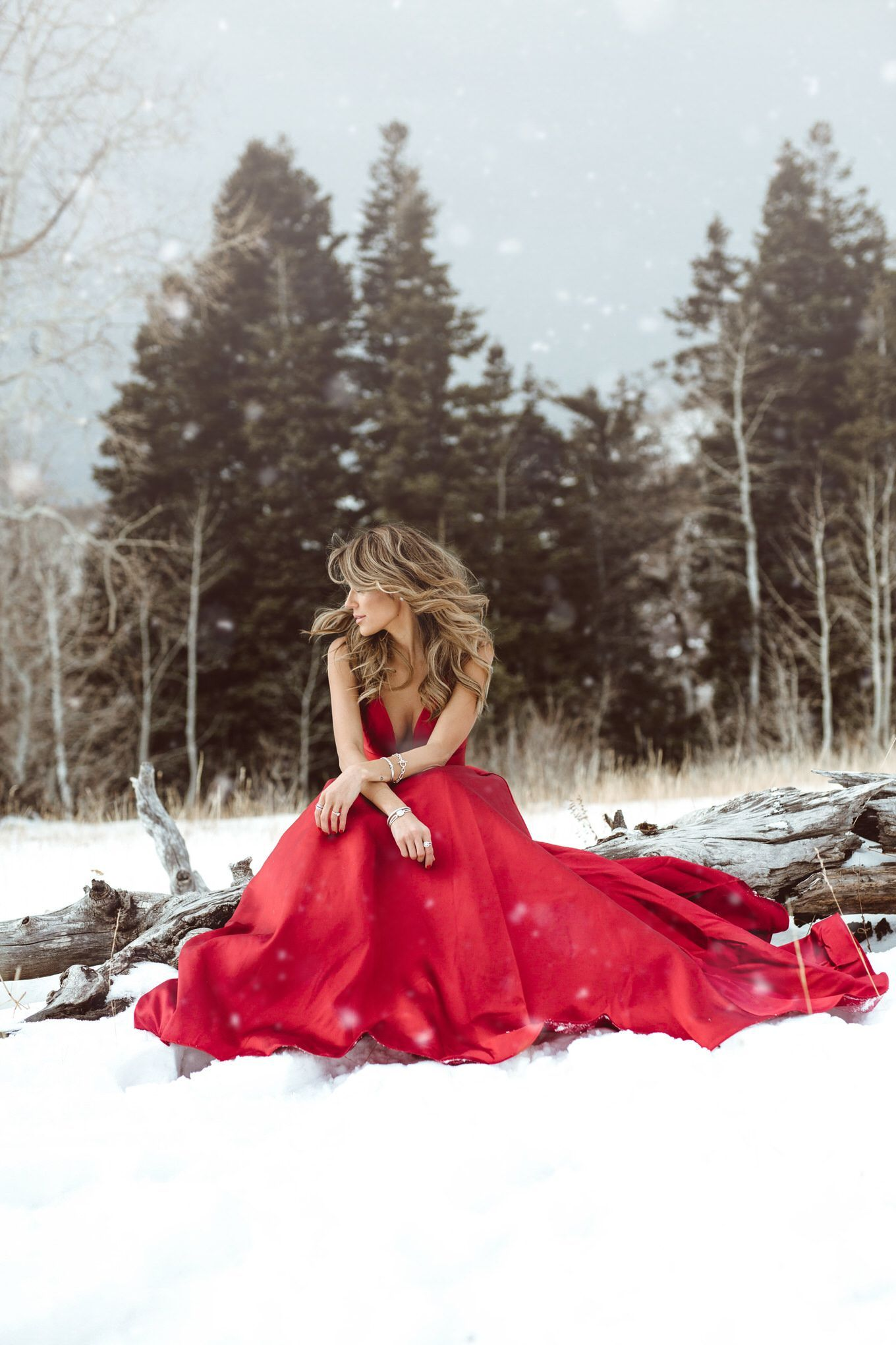 Winter Fairytale | Hello Fashion