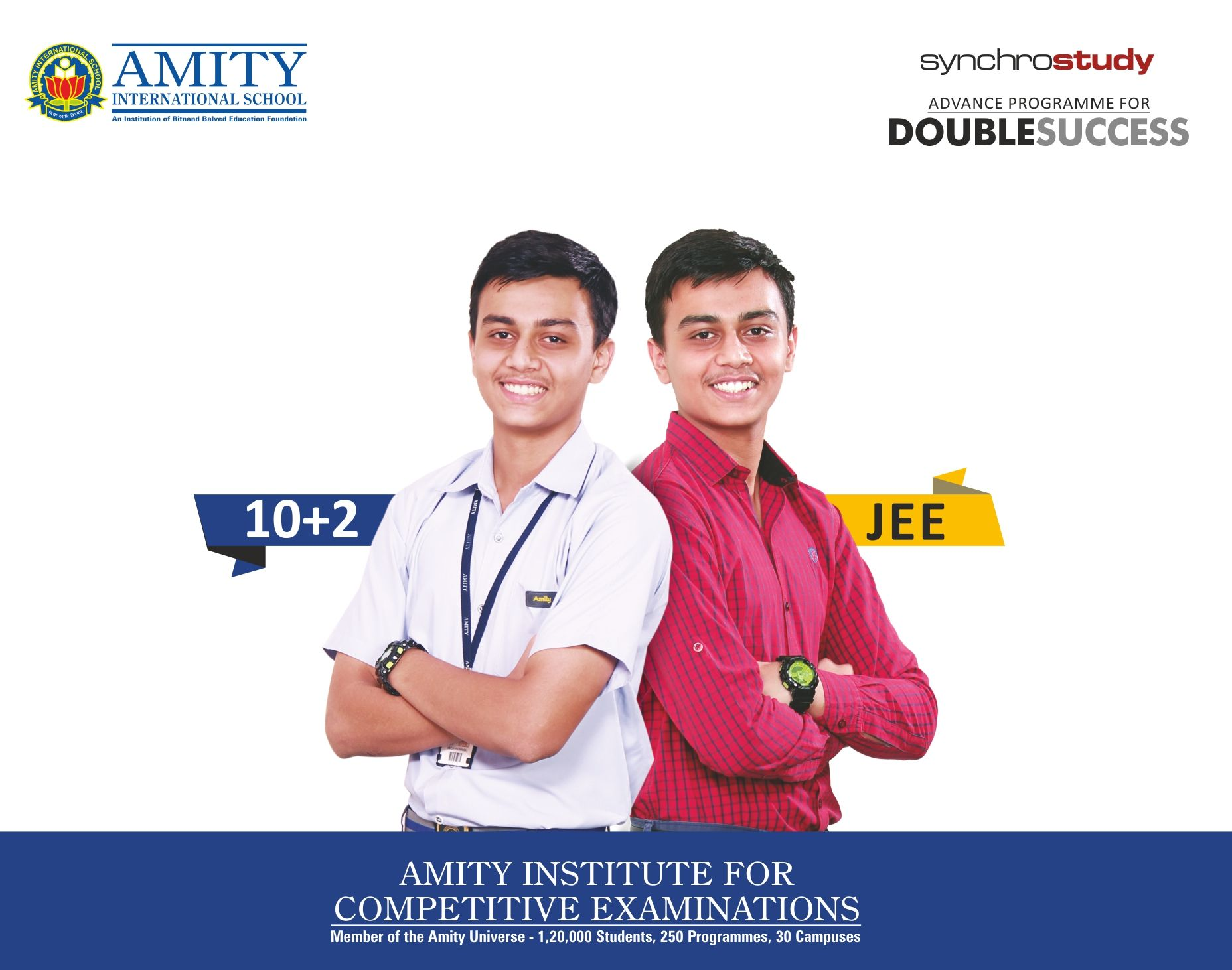 For Admission Contact Head Office E25, Defence Colony