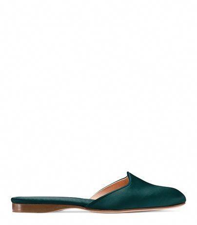 6b89ed59f STUART WEITZMAN THE MULETOWN MULE. #stuartweitzman #shoes # | Stuart ...