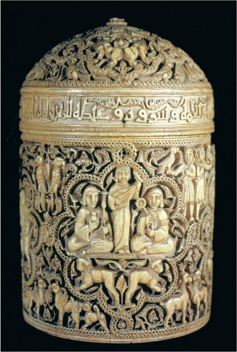 Картинки по запросу ivory caskets Umayyads