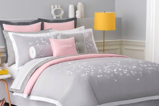 pink, grey, and white decor - Google Search
