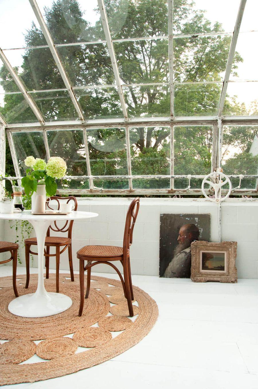 D life home interiors restyling di un giardino duinverno  living  pinterest  interior