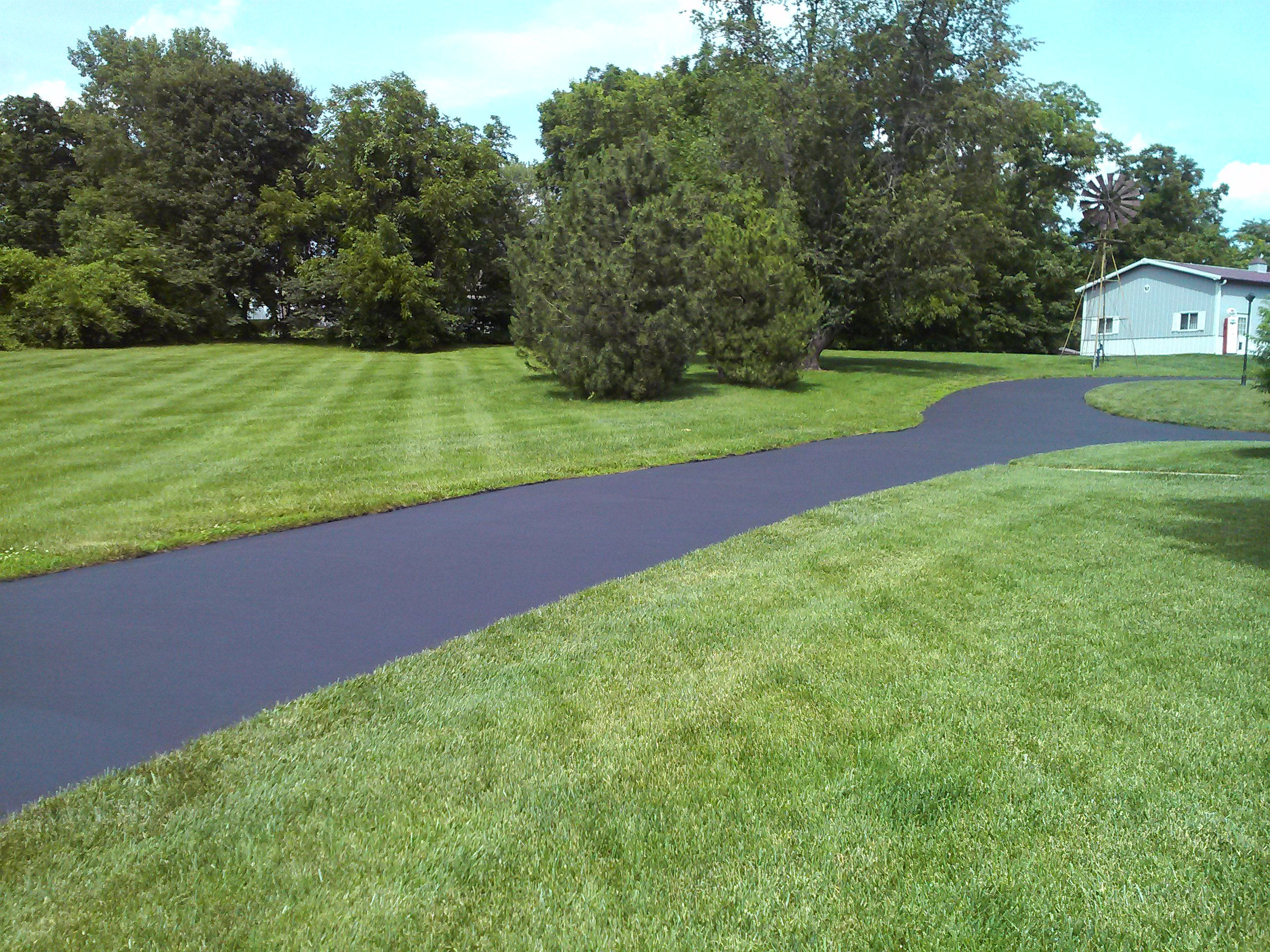 2019 Asphalt Paving Costs Install Resurface Replace Prices Homeadvisor Average Cost Of Landscaping Backyard Outdoor Jobs