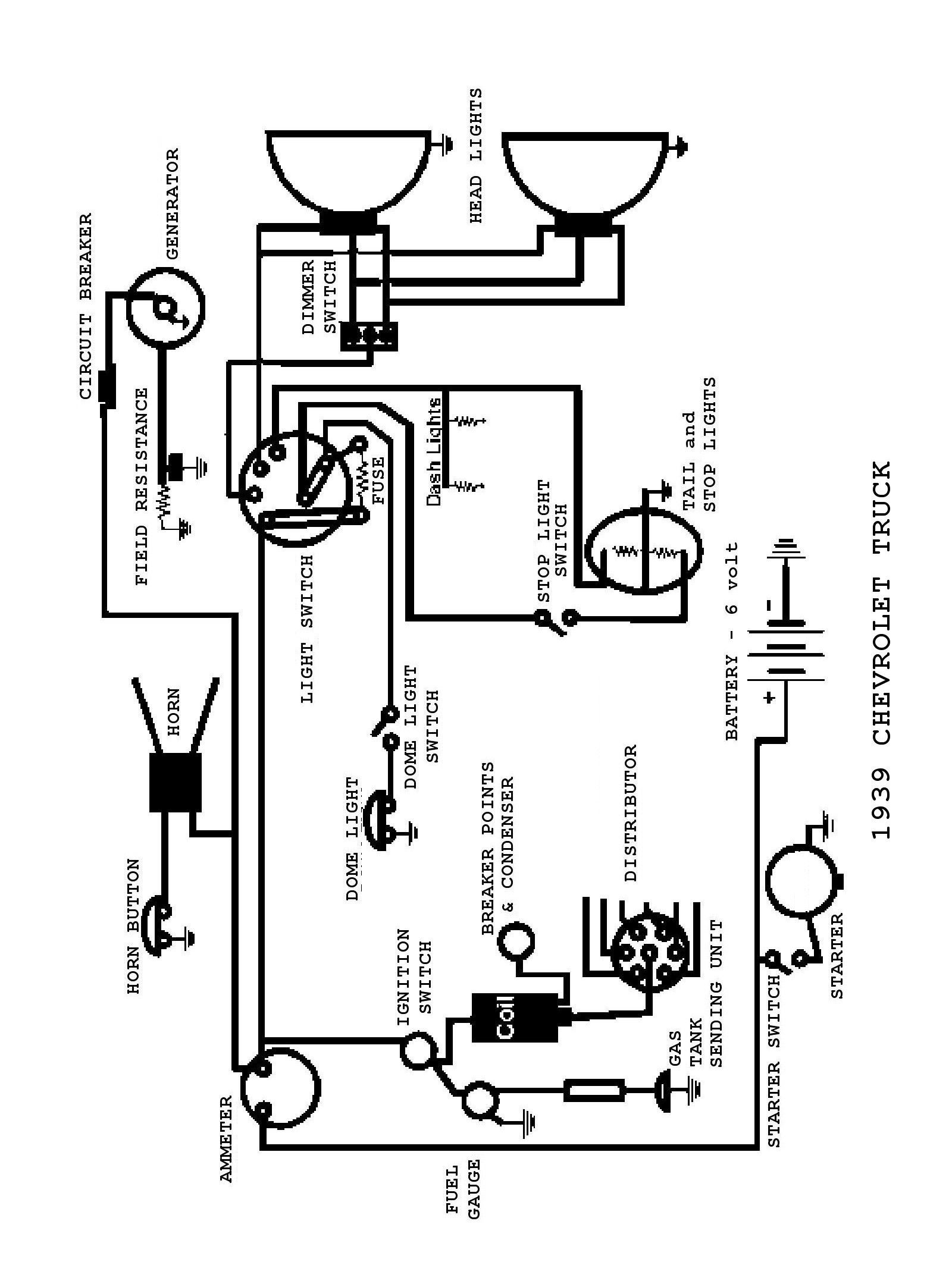 Wiring Diagram For A International Truck Wiring