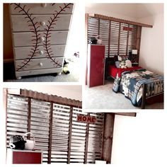 Image Result For Baseball Dugout Bed