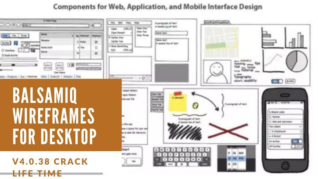 Balsamiq Wireframes For Desktop V4 0 38 Wireframe Mobile Interface Interface Design