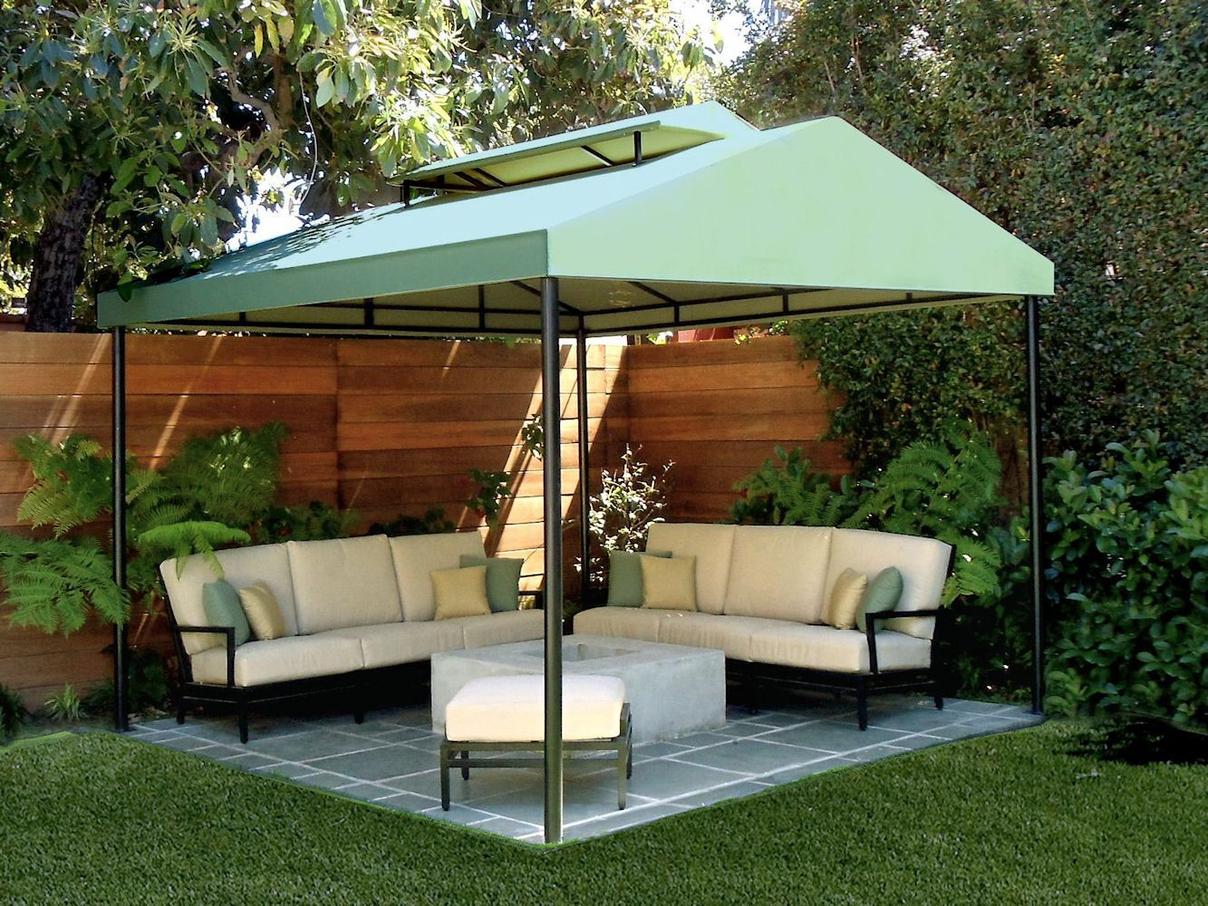 Custom Pool Cabanas By Superior Awning Let The Sun Shine Patio Residential Awnings Patio Projects