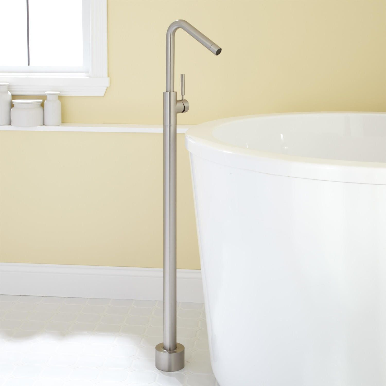 Knight Freestanding Tub Faucet | Freestanding tub, Faucet and Tubs