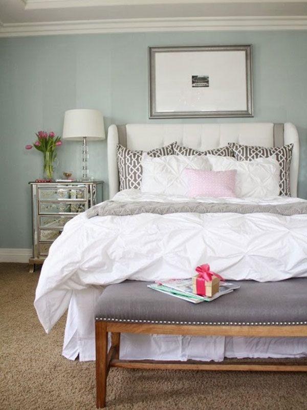 White valencia pintuck duvet cover twin twin xl ich liebe schlafzimmer und renovierung - Renovierung schlafzimmer ...