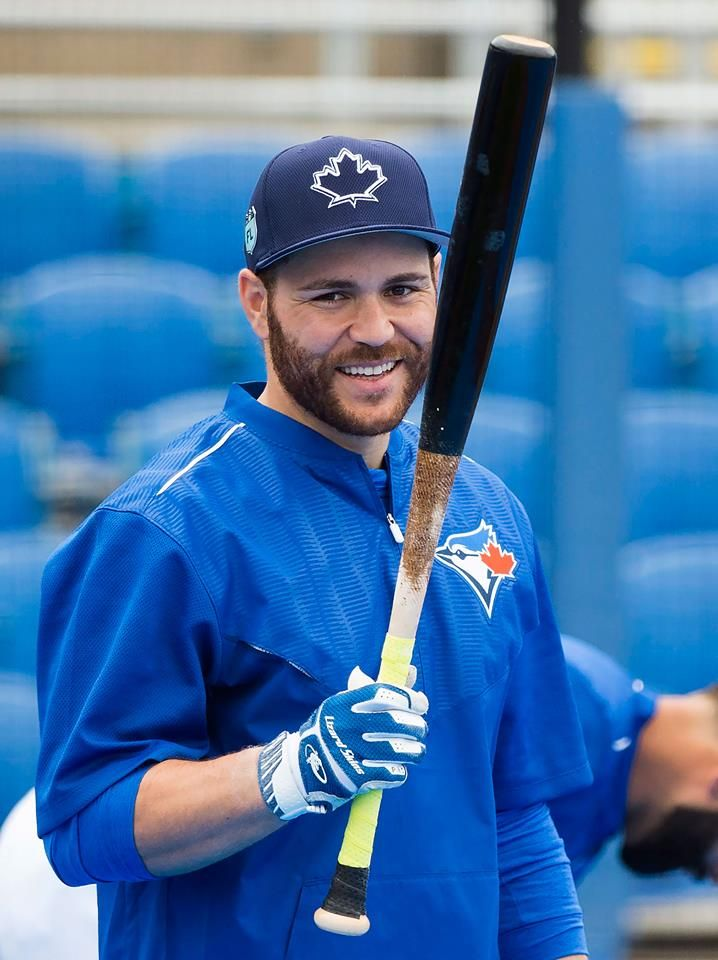 5903fd80a Russell Martin- 2017 Blue Jays Spring Training