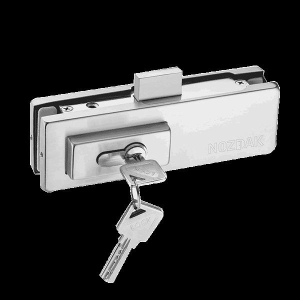 Glass Door Lock Swing On Floor Ceiling Nozdak Glass Door Lock Glass Door Door Locks