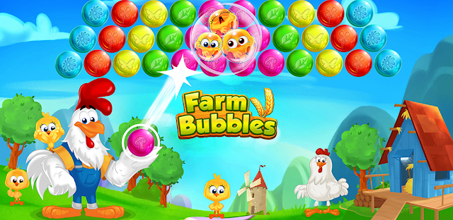 Free Game App Download Farm Bubbles Farm bubbles, Game