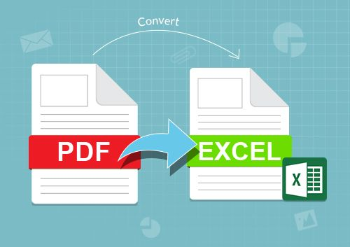 Do you want to convert your PDF files to excel? Maybe you have some - google docs spreadsheet