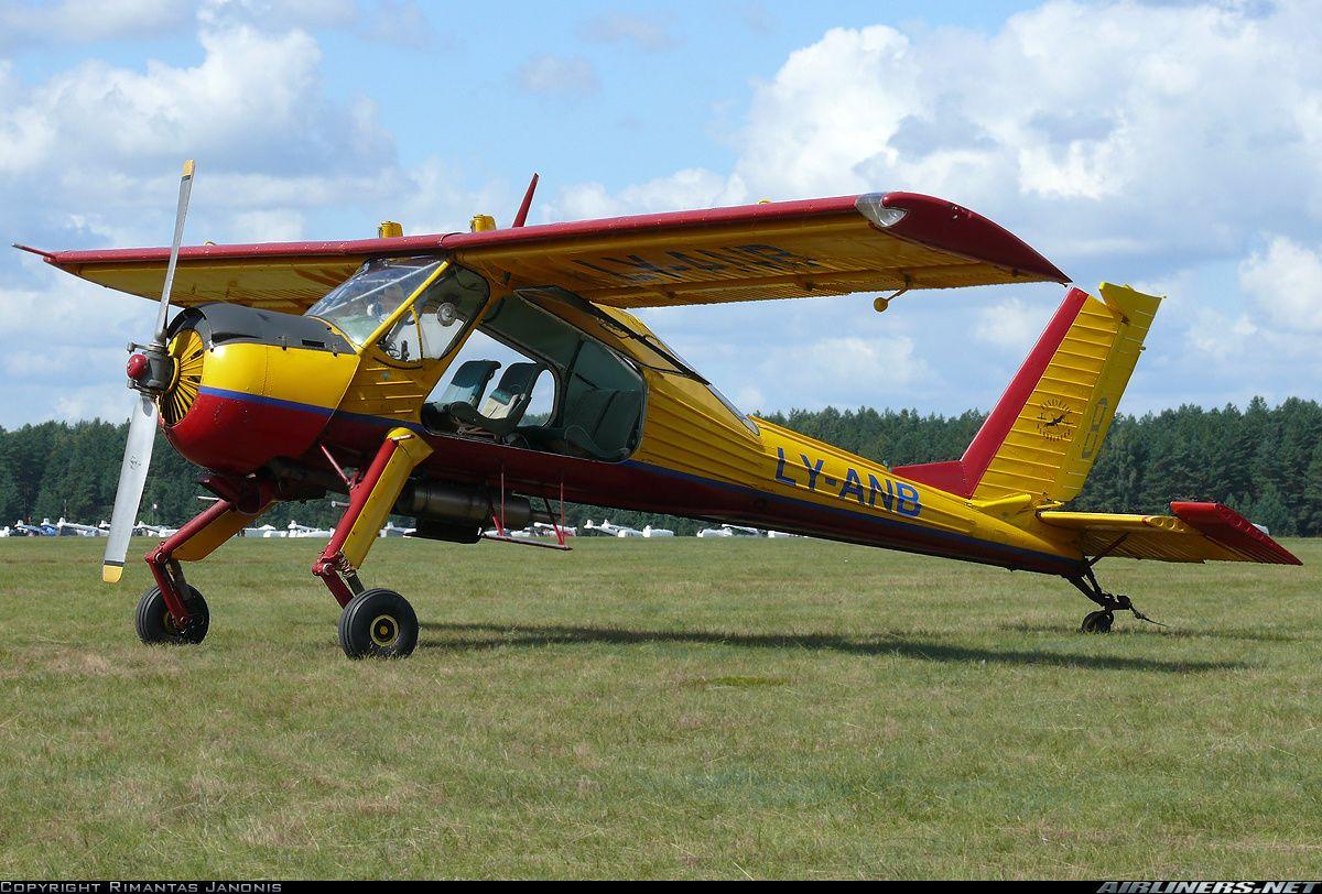 Pzl Okecie Pzl 104 Wilga 35a Aviones Volar Aviacion