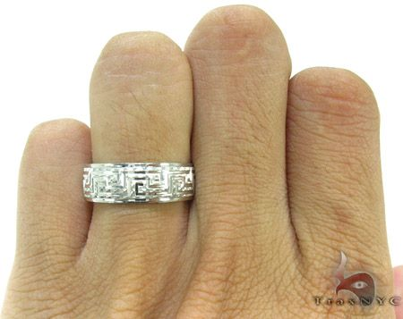 Explore White Gold Wedding Rings And More
