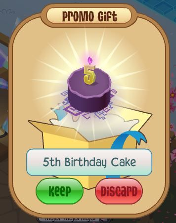 AJ5THBIRTHDAYCAKE Projects to Try Pinterest Animal jam and