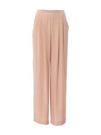 So verträumt, aber sexy sieht die extraweite Hose aus luftigem ...