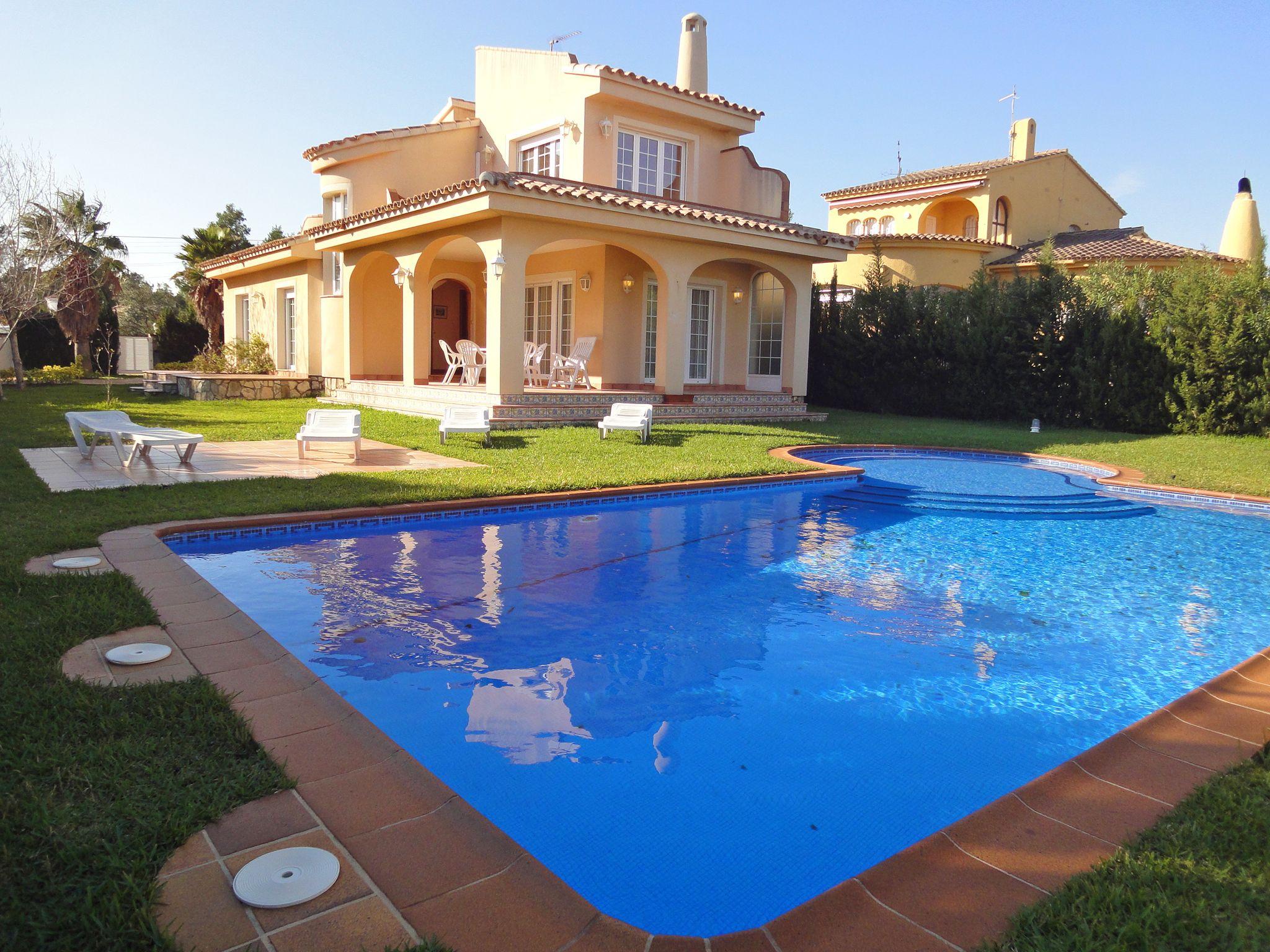 Vakantiehuis aan zee in Spanje