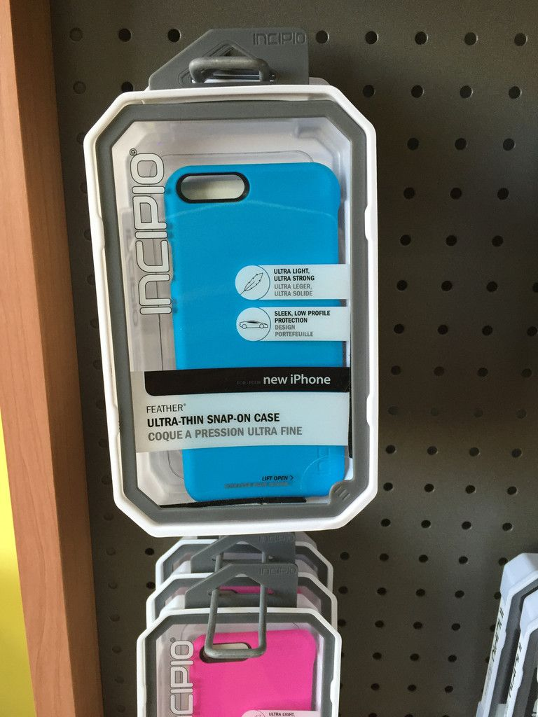 iPhone 6 Ultra-Thin Snap ON Case
